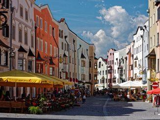 un séjour en Autriche