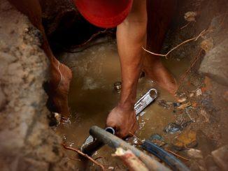 Dètection fuite d'eau canalisation