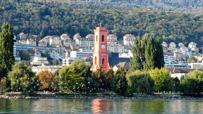 immobilier à Neuchâtel