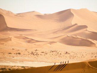 Partir en Namibie pour profiter des moments dépaysants