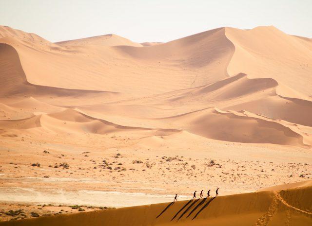 Parcourir le sol namibien pour s'aventurer et se dépayser autrement